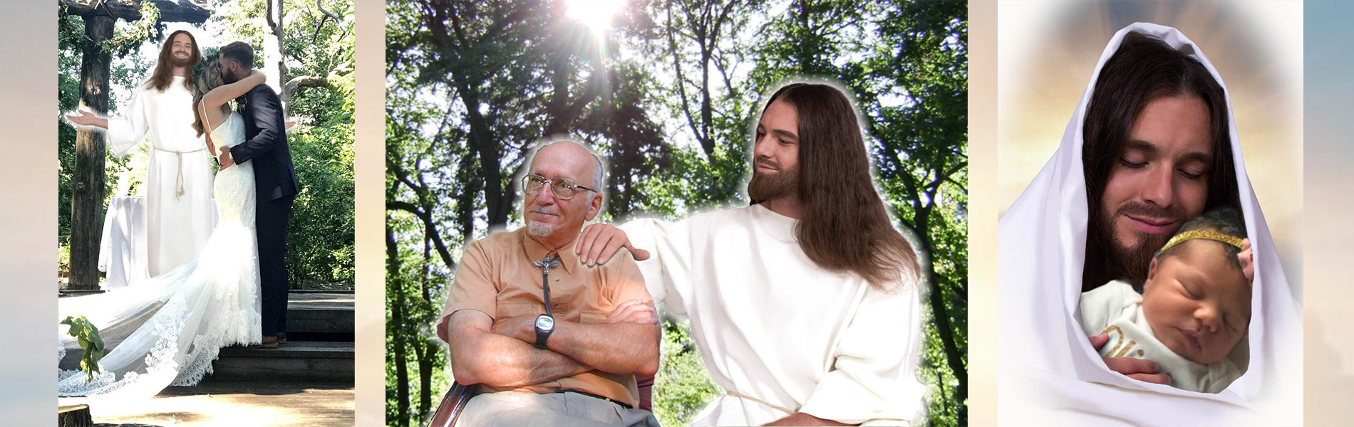 Jesus With You Photos